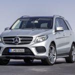 Вседорожник GLE 500 4Matic от Mercedes-Benz оборудуют мощным движком и современным автоматом