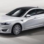 Обновленная модель Cadenza от Kia уже тестируется