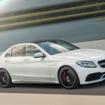Заграничное ателье показало мощную версию модели Mercedes-AMG C63