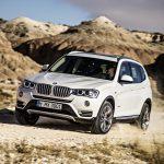 Новая генерация модели X3 от BMW будет производиться в Южной Африке