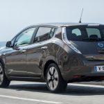 У Nissan Leaf появилась опция автономного вождения