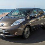Обновленный электрический автомобиль Leaf от Nissan показали официально