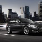 Япония увидела особый универсал 3-ей серии от BMW