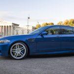 Ателье из Германии сконструировало BMW M5 с движком мощью 740 л.с.