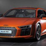 В сети появились фотографии Audi R8 V10 Plus в пленке