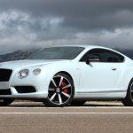 Компания Bentley открыла в России небольшую отзывную компанию