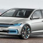 Копания Volkswagen продемонстрирует безопасный новый Golf в грядущем году