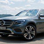 . В Китае уже началась сборка модели Mercedes-Benz GLC