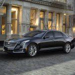 На новинку CT6 2016 от компании Cadillac уже установлены ценники