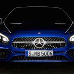 Внешность Mercedes-Benz SL Roadster уже частично рассекречена