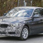 Новинка 3-Series GT от компании BMW уже испытывается