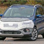 Шпионы «поймали» новый Ford Kuga 2016