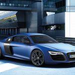 Модель R8 от Audi получит новый двигатель с электрической тубриной