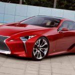 Компания Toyota отказалась выпускать семиместный внедорожник от бренда Lexus