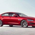 В Лос-Анджелесе впервые представили новику от Jaguar XE
