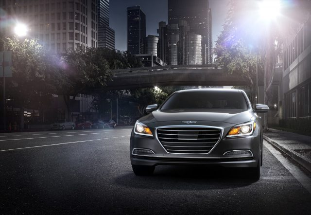 Презентация автомобиля Genesis G90 от элитного отдела состоится в начале декабря