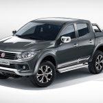 Модель Fiat Fullback уже торжественно представили на мероприятии в Дубае
