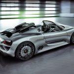 Через пять лет бренд Porsche выпустит спорткар с гибридной установкой