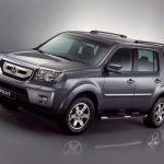 В России Honda Pilot будет продаваться с новым 3-х литровым агрегатом