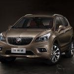 Внедорожник Buick Envision появится на рынке Соединенных Штатов