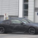 Бренд Infiniti тестирует свою новую модель Q60 Coupe