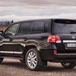 Новое поколение внедорожника Toyota Land Cruiser снова будет выпускаться на раме