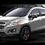 На SEMA-2015 покажут прообраз Chevrolet Trax Red Line Series