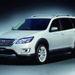 В Америку через три года приедет семиместный внедорожник от бренда Subaru