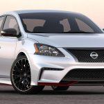 В Лос-Анджелесе представили обновленный Nissan Sentra 2016