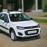 Lada Kalina Cross в кузове универсала получит топовую комплектацию