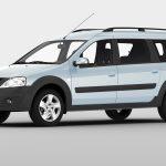 Российский автомобиль Лада Ларгус стал чаще покупаться среди наших сограждан