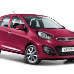 Автомобиль KIA Picanto в России получил новую премиальную модификацию