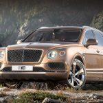 Компания Bentley разработает сразу две новинки