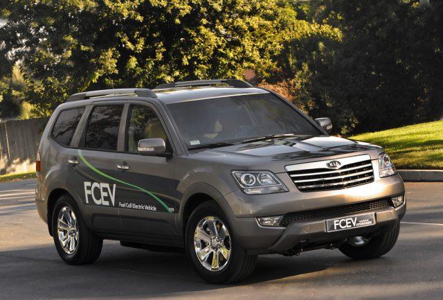 К концу десятилетия бренд Kia выпустит водородный автомобиль