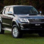 На территории РФ отзовут больше 600 пикапов Toyota Hilux