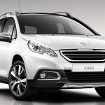Весной грядущего года будет показана обновленная версия модели Peugeot 2008