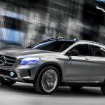 Компания Mercedes-Benz уже тестирует свою новинку GLA