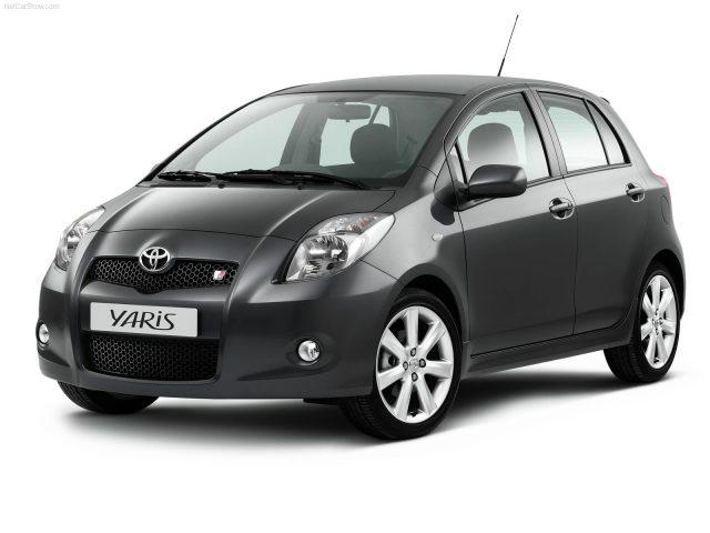 На территории Британии модель Toyota Yaris пережила обновление