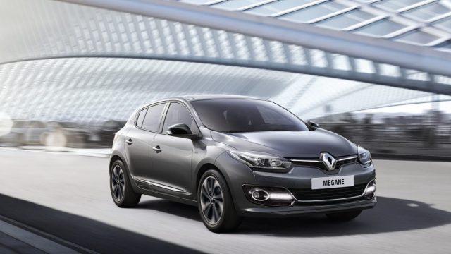 Новинка Renault Megane в кузове седана покажется публике в грядущем году