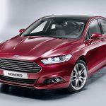 Доработанная модель Ford Mondeo покажется на мероприятии в Детройте