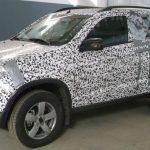 Шпионы раскрыли официальный экстерьер обновленной модели Chevrolet Niva