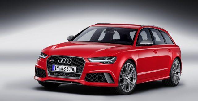 Стали известны российские ценники на новинки Audi RS 6 Avant Performance и Audi RS 7 Sportback Performance