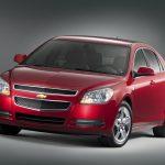Компания Chevrolet назвала точную стоимость на свою гибридную новинку Malibu LT