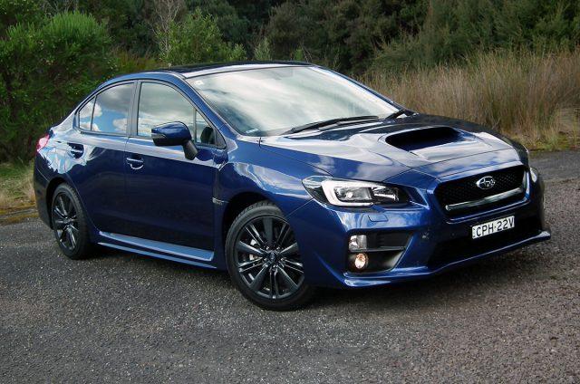 Октябрьский спрос на модели Subaru в октябре в РФ резко упал