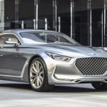 Соперник BMW 3-series выйдет под логотипом компании Genesis