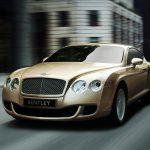 Продажи автомобилей Bentley растут в России