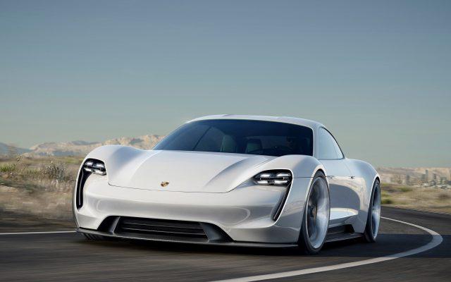 В скором времени Porsche выпустит «зеленую» модель собственного производства