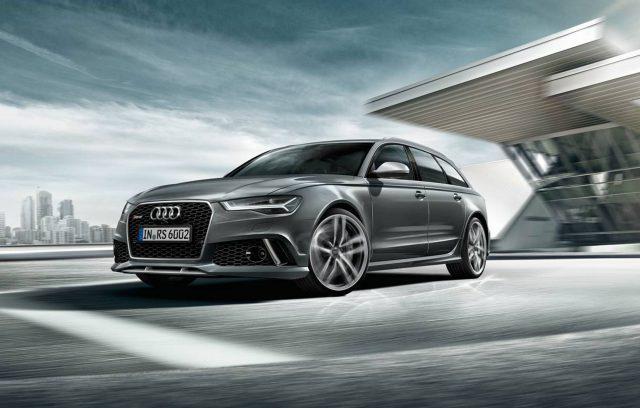 За основу нового вседорожника от Audi ляжет платформа универсала RS6