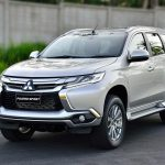 Скоро будет сообщена официальная дата премьеры Mitsubishi Pajero Sport на российском рынке