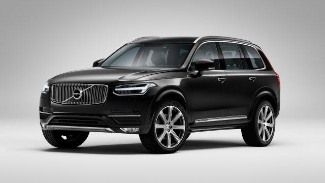 Покупатели модели Volvo XC90 из России могут дополнительно заказать тюнинговый пакет